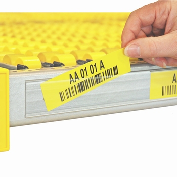 Example D1 - label holders